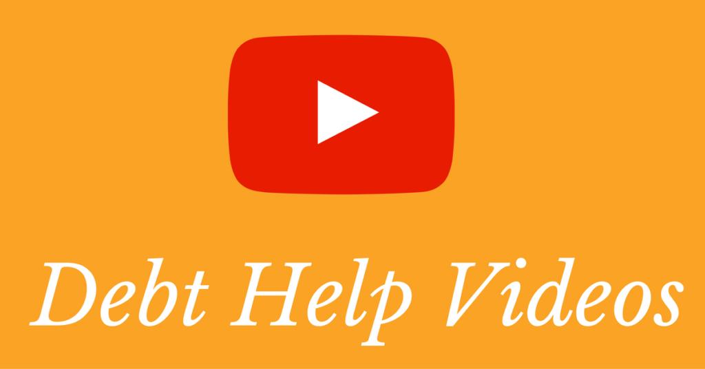 debt help videos for debt relief