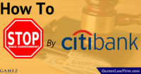 how to stop wage garnishment by citibank